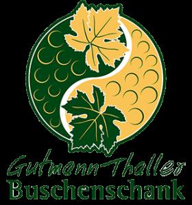 Logo Feng Shui Buschenschank Gutmann Thaller für den Footer